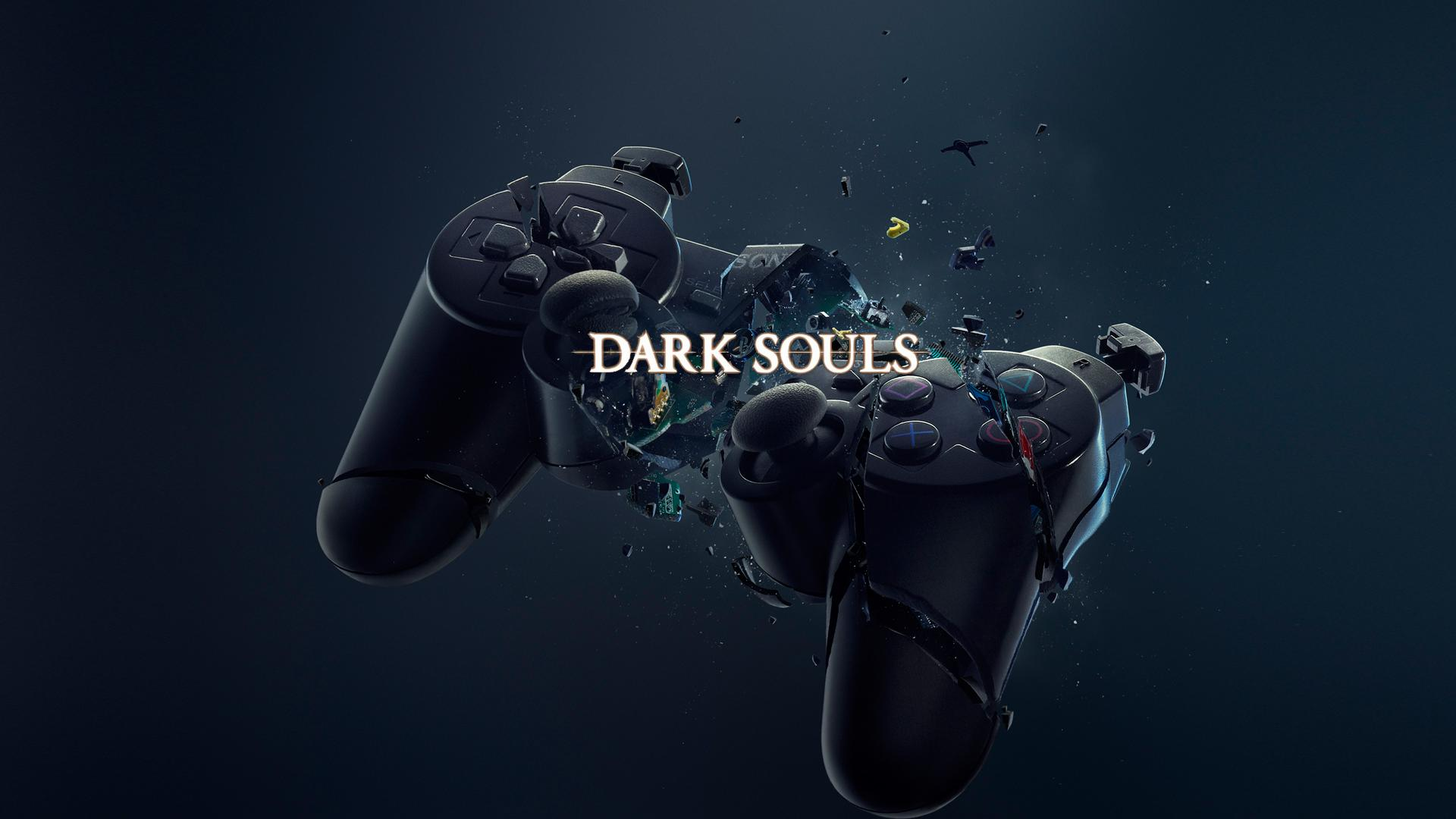 dark souls wallpaper breaking - photo #18